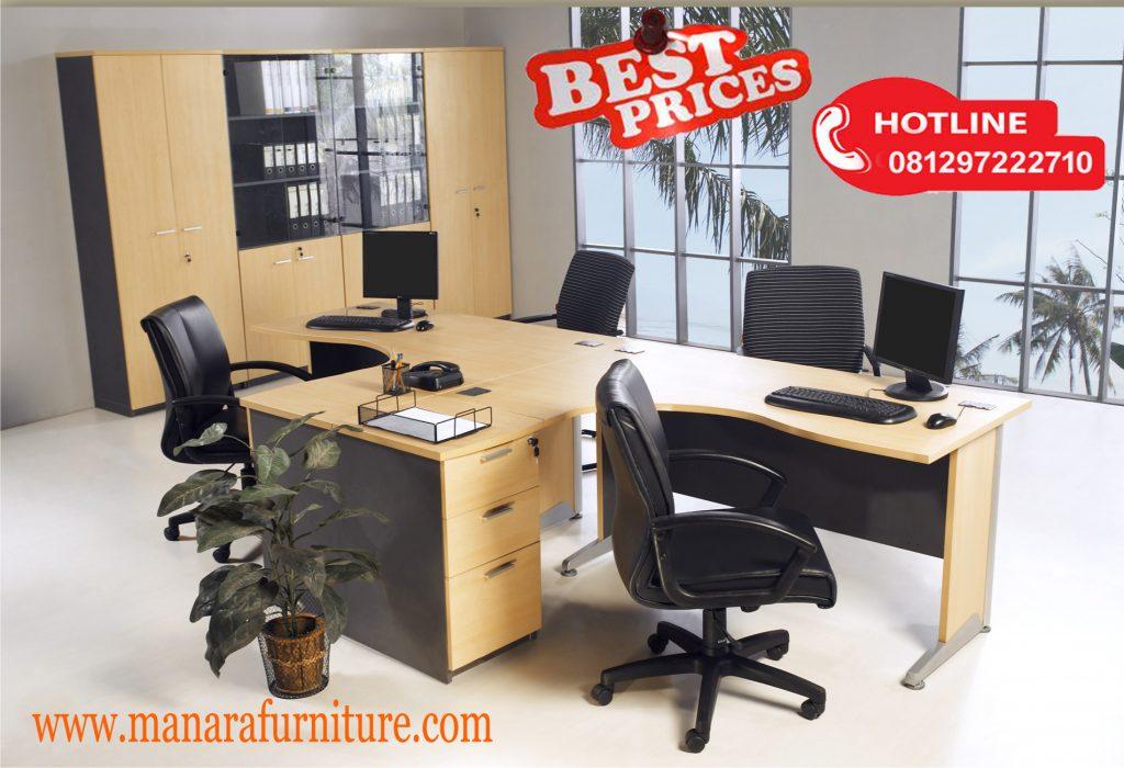 jual meja kantor modera harga murah