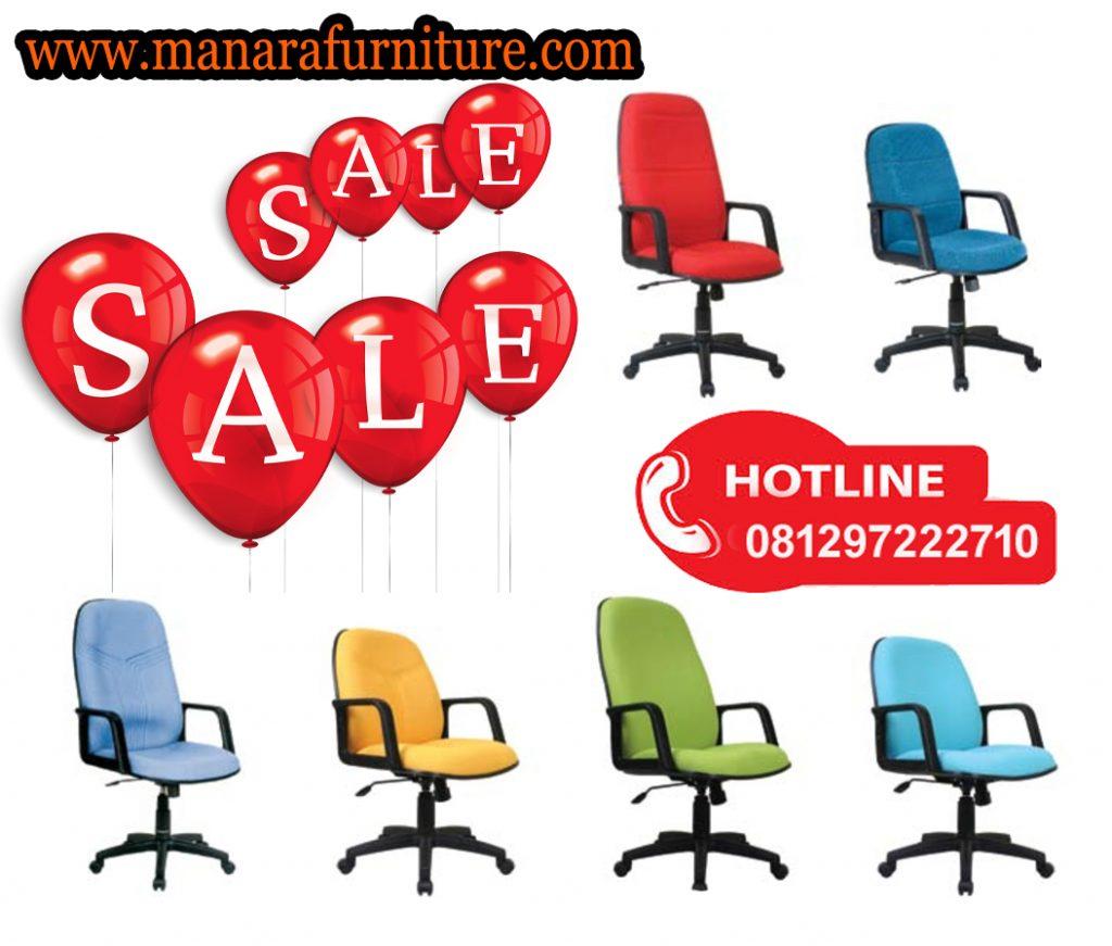 jual kursi kantor harga murah di jakarta