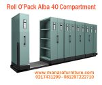 Harga Roll O'Pack Alba 40 Compartment Murah