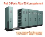 Harga Roll O'pack Alba 50 Compartment