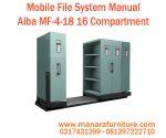 Harga Mobile File System Alba 16 Compartment