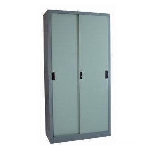 Lemari arsip Sliding Steel Door Cupboard Daichiban LSS-03