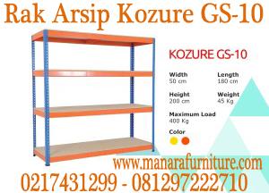 Harga Rak Arsip KOZURE-GS-10