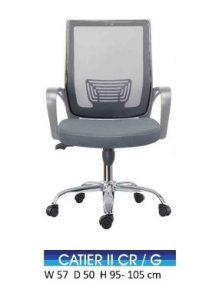 Kursi Indachi Catier II CR Grey