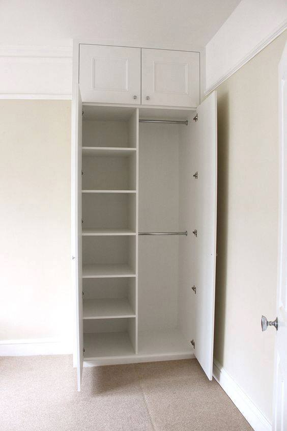 lemari pakaian pintu sliding minimalis
