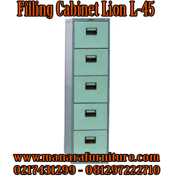 Harga filling-cabinet-lion-5 laci L-45
