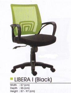Kursi Donati Libera I Black