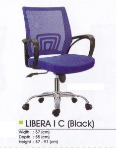 Kursi Donati Libera I C Black