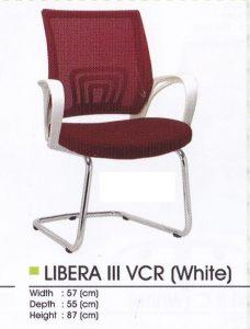 Kursi Donati Libera III VCR White