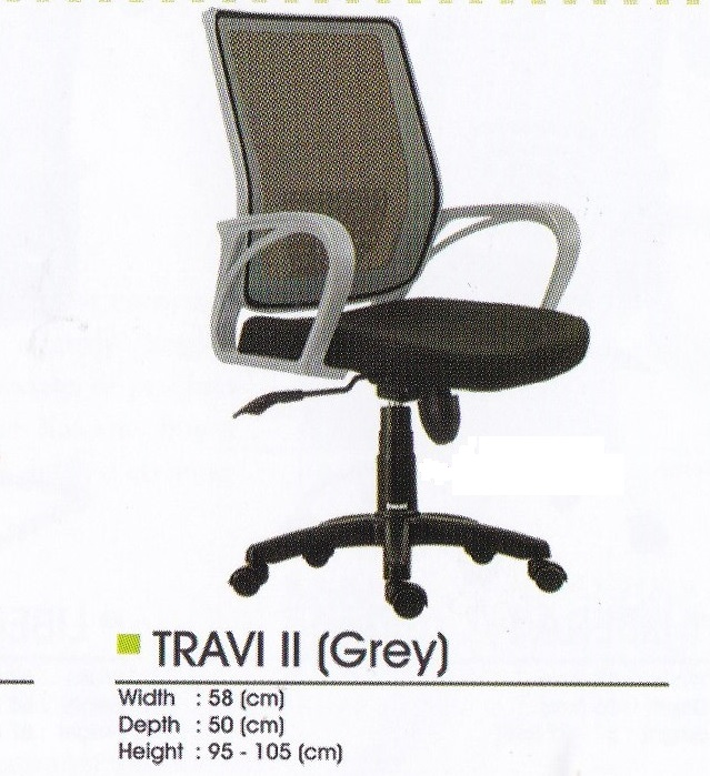 DONATI TRAVI II GREY