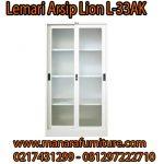 Harga Lemari Arsip besi Lion L-33 AK Murah