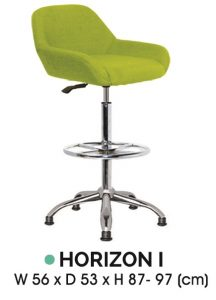 Kursi Bar Stool Ichiko Horizon I