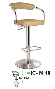 Kursi Bar Stool Ichiko IC M-10