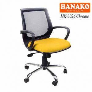 Kursi kantor Hanako MK-3026 Chrome