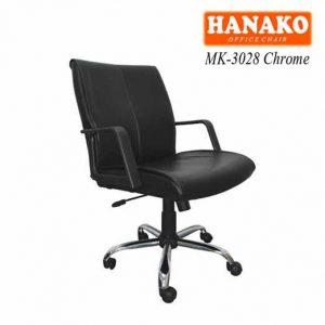 Kursi kantor Hanako MK-3028 Chrome