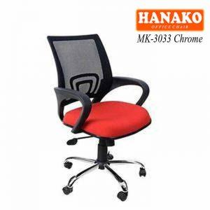 Kursi kantor Hanako MK-3033 Chrome