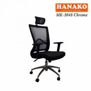 Kursi kantor Hanako MK-3048 Chrome