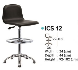 Kursi Bar Stool Ichiko ICS-12