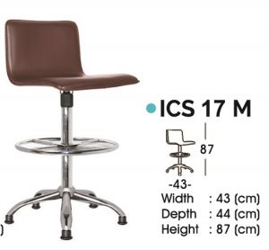 Kursi Bar Stool Ichiko ICS-17 M
