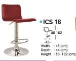 Kursi Bar Stool Ichiko ICS-18