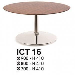 Meja Cafe Ichiko ICT-16