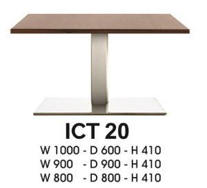 Meja Cafe Ichiko ICT-20