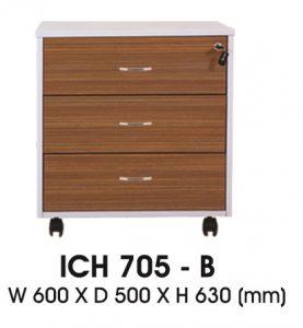 Laci dorong Ichiko ICH-705 B