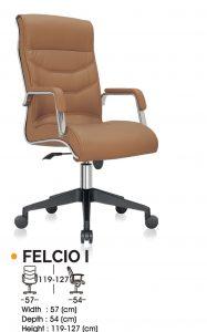 Kursi Kantor Ichiko Felcio I TC