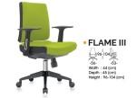 Kursi Kantor Ichiko Flame III