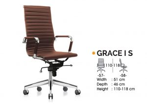 Kursi Kantor Ichiko Grace I S TC