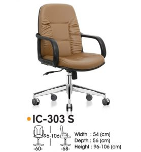 Kursi Kantor Ichiko IC 303 S TC