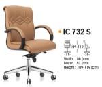 Kursi Kantor Ichiko IC 732 S TC