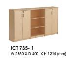 Lemari arsip Ichiko ICT-735-1
