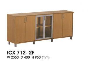 Lemari arsip Ichiko ICX-712-2F