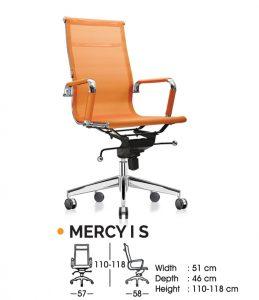 Kursi Kantor Ichiko Mercy I S TC
