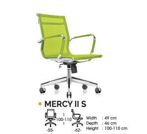 Kursi Kantor Ichiko Mercy II S TC