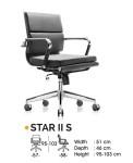 Kursi Kantor Ichiko Star II S TC