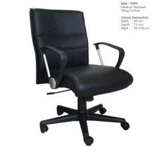 Kursi Kantor Baby-Ku BEM-9999
