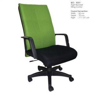 Kursi Kantor Baby-Ku BED-8001
