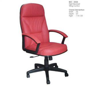 Kursi Kantor Baby-Ku BED-5555