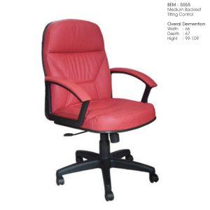 Kursi Kantor Baby-Ku BEM-5555