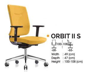 Kursi Kantor Ichiko Orbit II S
