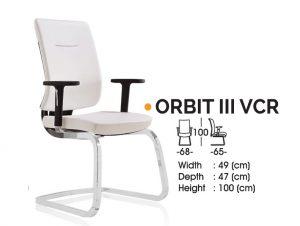 Kursi Kantor Ichiko Orbit III VCR