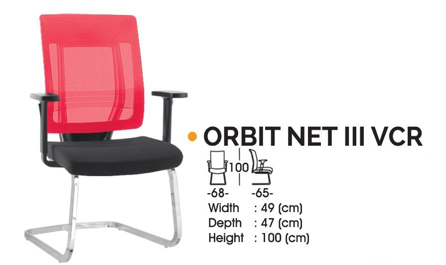 ORBIT NET III VCR