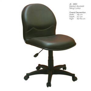 Kursi Kantor Baby-Ku JS-3001