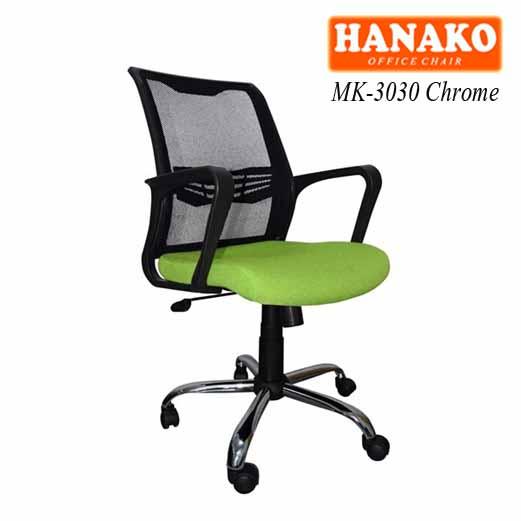 Jual Kursi Kantor Hanako MK-3030 Chrome