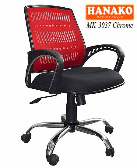 Jual Kursi Kantor Hanako MK-3037 Chrome