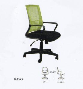 Kursi Kantor Subaru Kayo