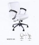 Kursi Kantor Subaru White MA