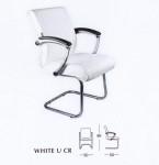 Kursi Kantor Subaru White U CR